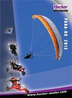 Hacker PARA-RC Katalog 2013