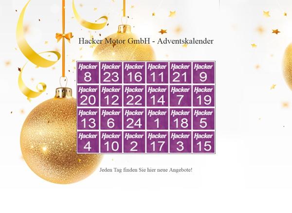 Hacker Adventskalender