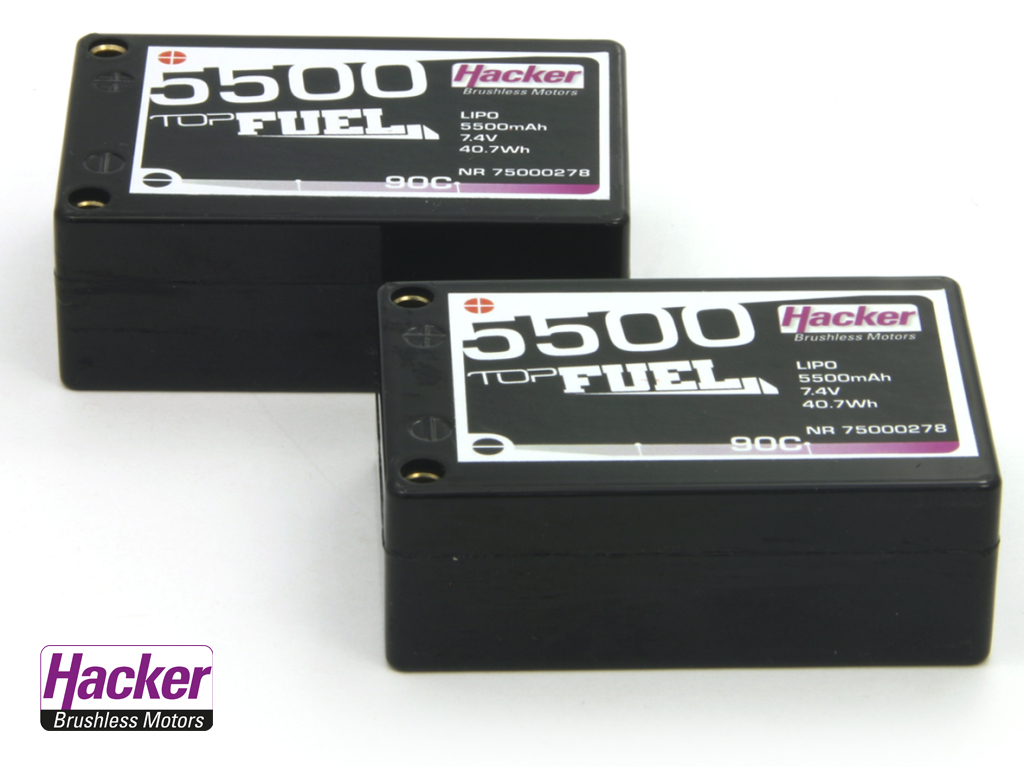 Hacker TOPFUEL 5500 SADDLEPACK