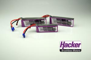 Neue LiPo Akkus: die Hacker TopFuel ECO-X Reihe wird erweitert
