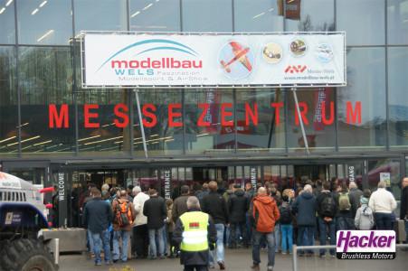 Modellbaumesse in Wels: Geglückte Premiere in Österreich