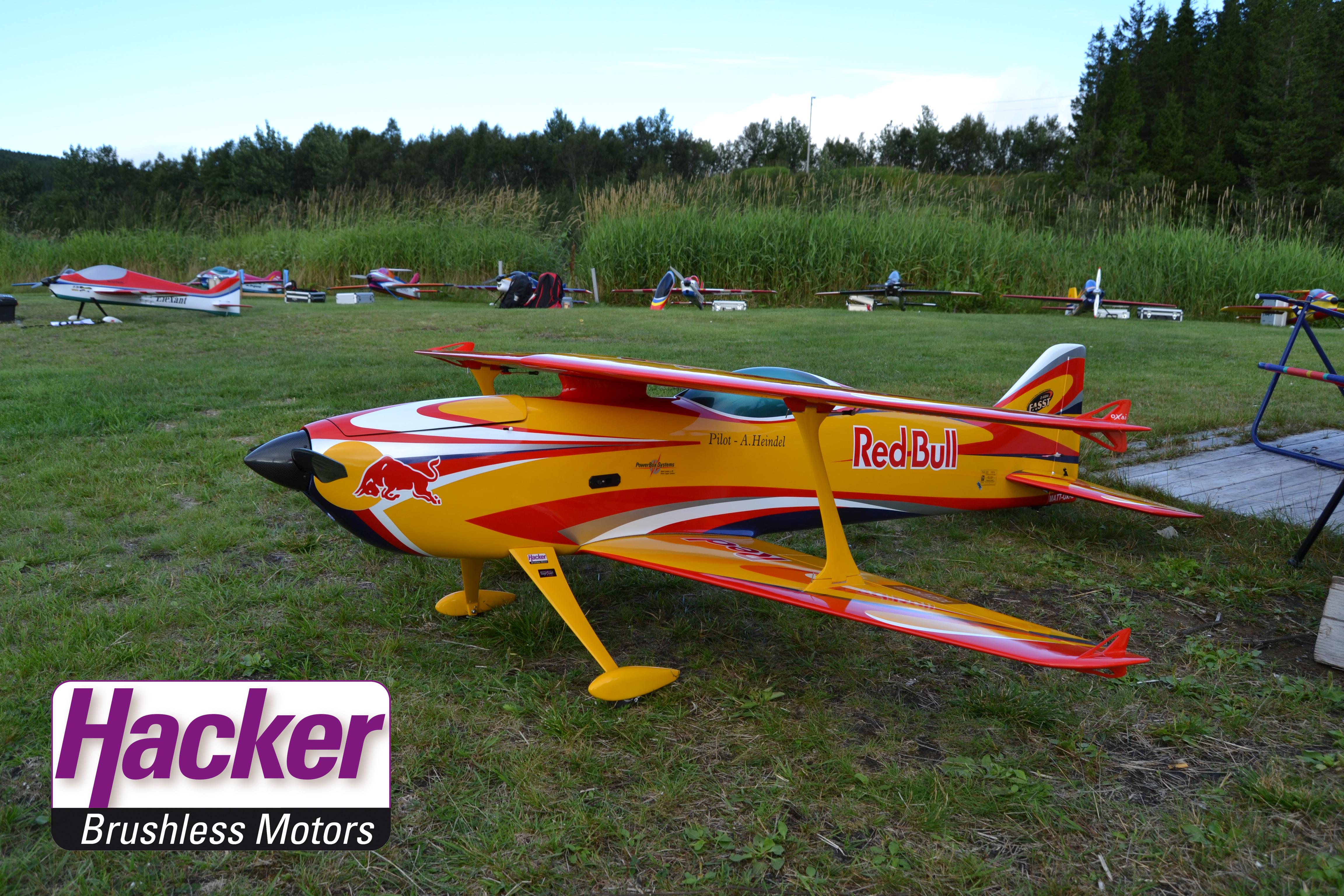 Alexander Heindels F3A Modell