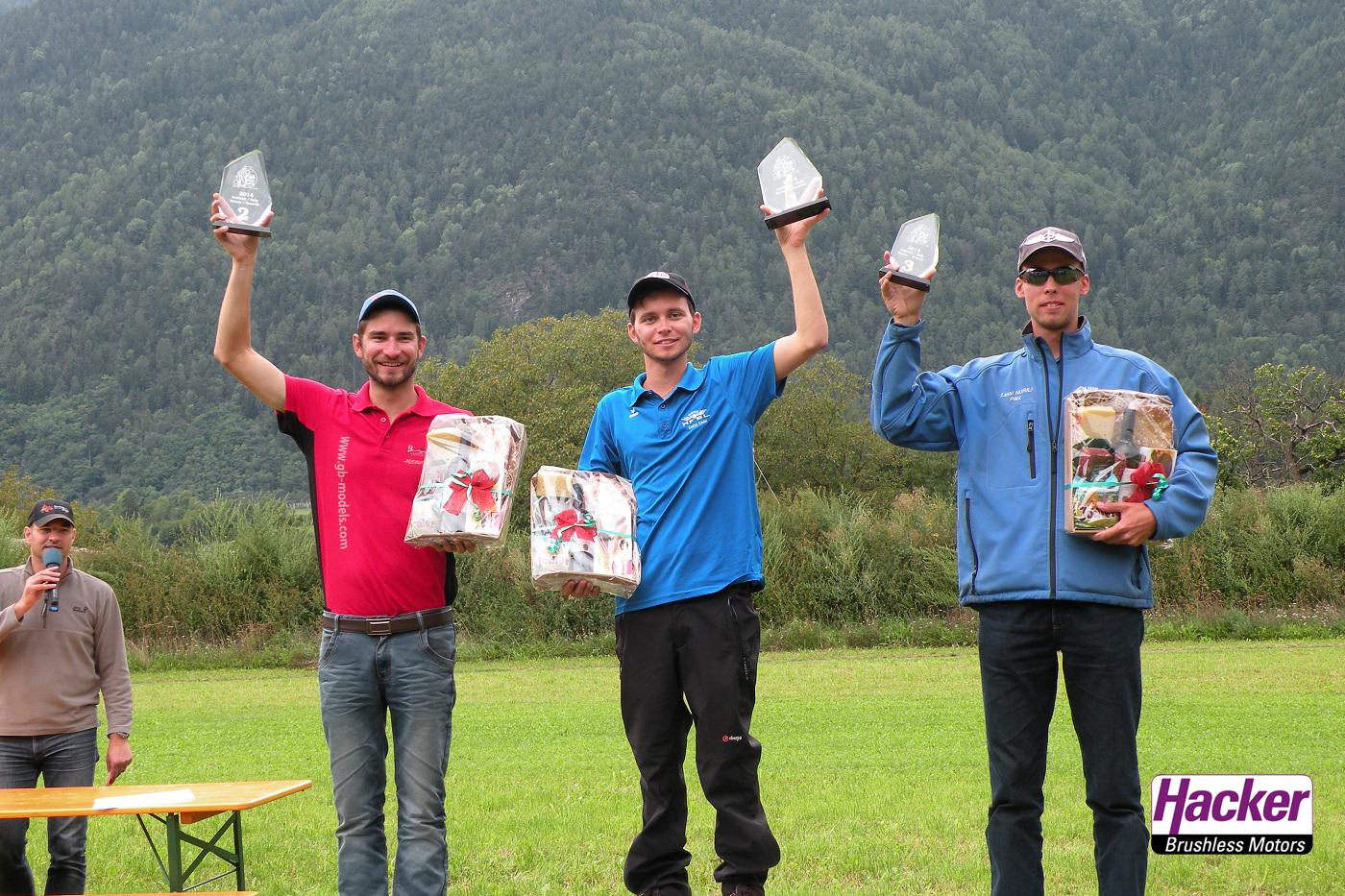 Stefan Kaiser gewinnt F3A Wettkampf in Brixen