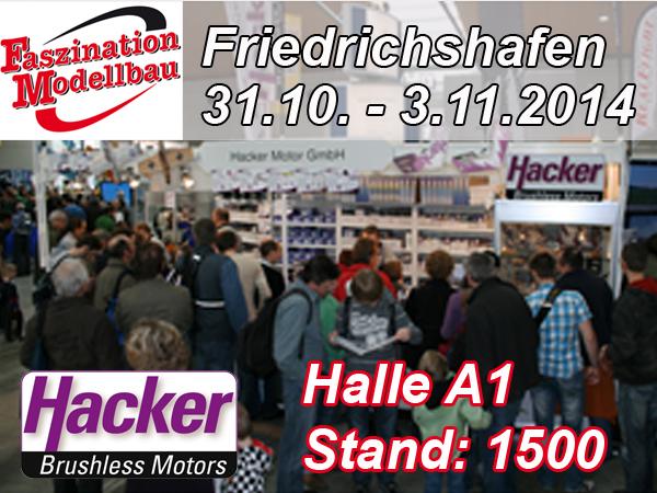 Friedrichshafen Faszination Modellbau