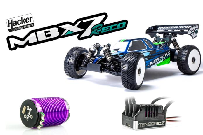 Mugen MBX-7R Eco KIT - Super Combos