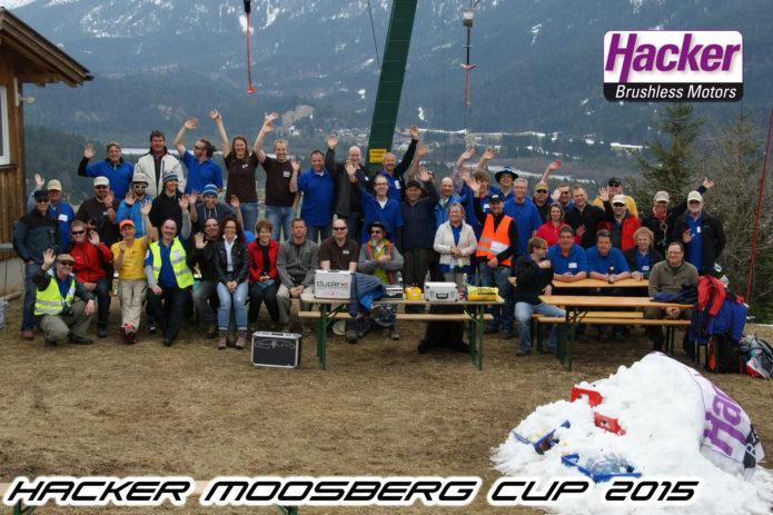 Teilnehmer Hacker Moosberg Cup 2015