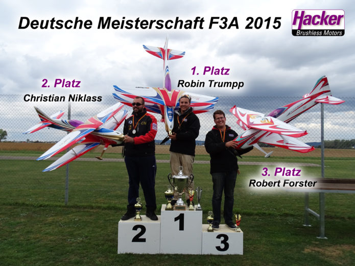 DM Treppchen F3A 2015