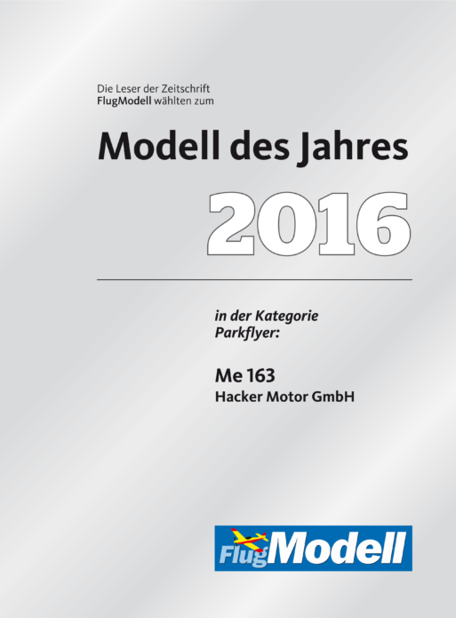 Flugmodell des Jahres
