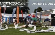 Hacker Motor auf der Segelflugmesse 2016