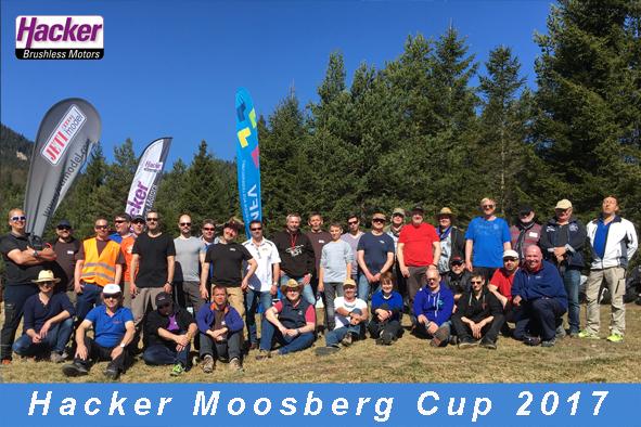 Gleitschirm Event: Moosberg Cup 2017