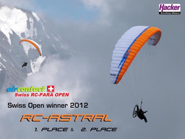 Swiss-Open Gleitschirmwettbewerb