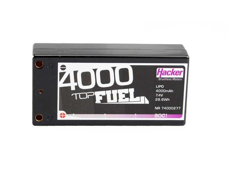 Hacker TOPFUEL 4000 Shorty Pack