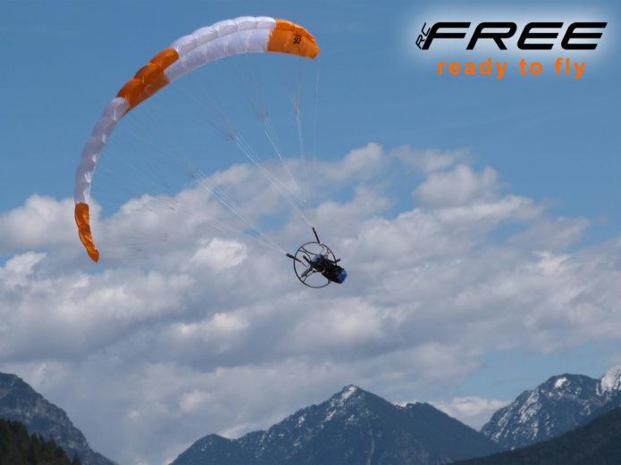 RC-FREE RTF - auspacken und fliegen