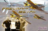 """""""Precious Metal"""" eine Geschichte, wie sie nur die Fliegerei  schreiben kann"""