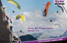 Neuer Para-RC Katalog 2016 jetzt online verfügbar