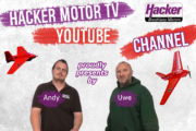 Hacker Motor bei youtube