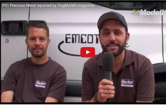 Precious Metal Video mit Hannes Lutzenberger und Markus Rummer