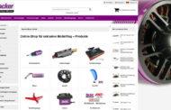 Unser Online-Shop im neuen Design