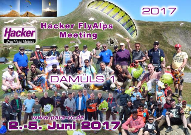 FlyAlps 2017 Damüls 1