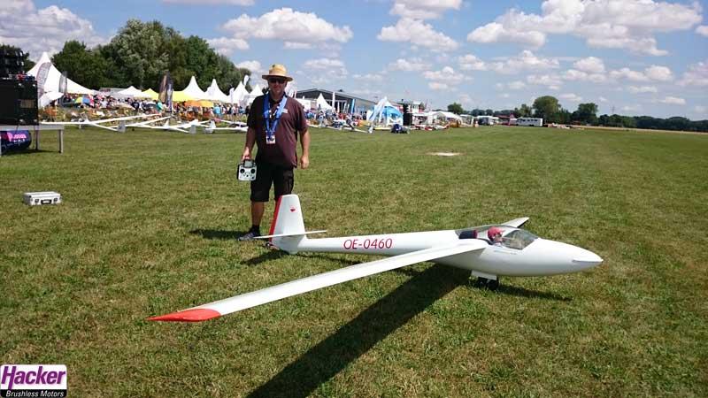 Schön wars – Segelflugmesse 2017