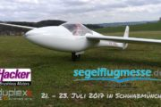 Die Segelflugmesse 2017 – Hacker Motor & JETI wieder dabei
