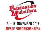 Faszination Modellbau 2017 in Friedrichshafen