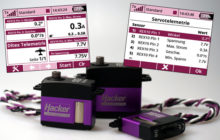 DITEX-Telemetrie auf JETI Duplex-Sender | DITEX telemetry on JETI Duplex transmitter
