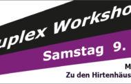 JETI Duplex Workshop in Birkenfeld
