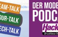 Hacker Motor Modellbau-Podcast: Heute mit Florian Bauer, Para-RC-Modell Cloud 0.5