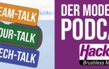 Hacker Motor Modellbau-Podcast: Heute mit Uwe Neesen, Funkverbindungen mit 2,4GHz optimieren