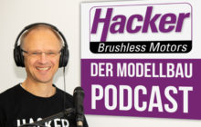 Hacker Motor Modellbau-Podcast geht an den Start