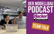 Hacker Motor Modellbau-Podcast: Heute mit Ewald und Robin Trumpp