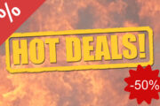 HOT DEALS! Unschlagbar gute Preise bis Jahresende | HOT DEALS! Unbeatable prices until the end of the year